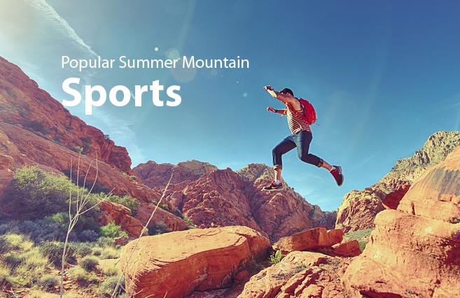 Photo of Popular Summer Mountain Sports