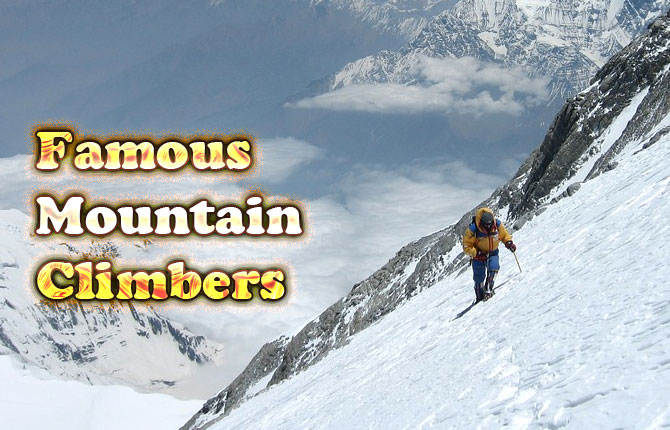 Famous-Mountain-Climbers
