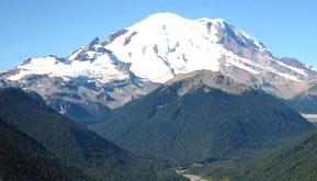 Mt. Rainier (Washington, USA)