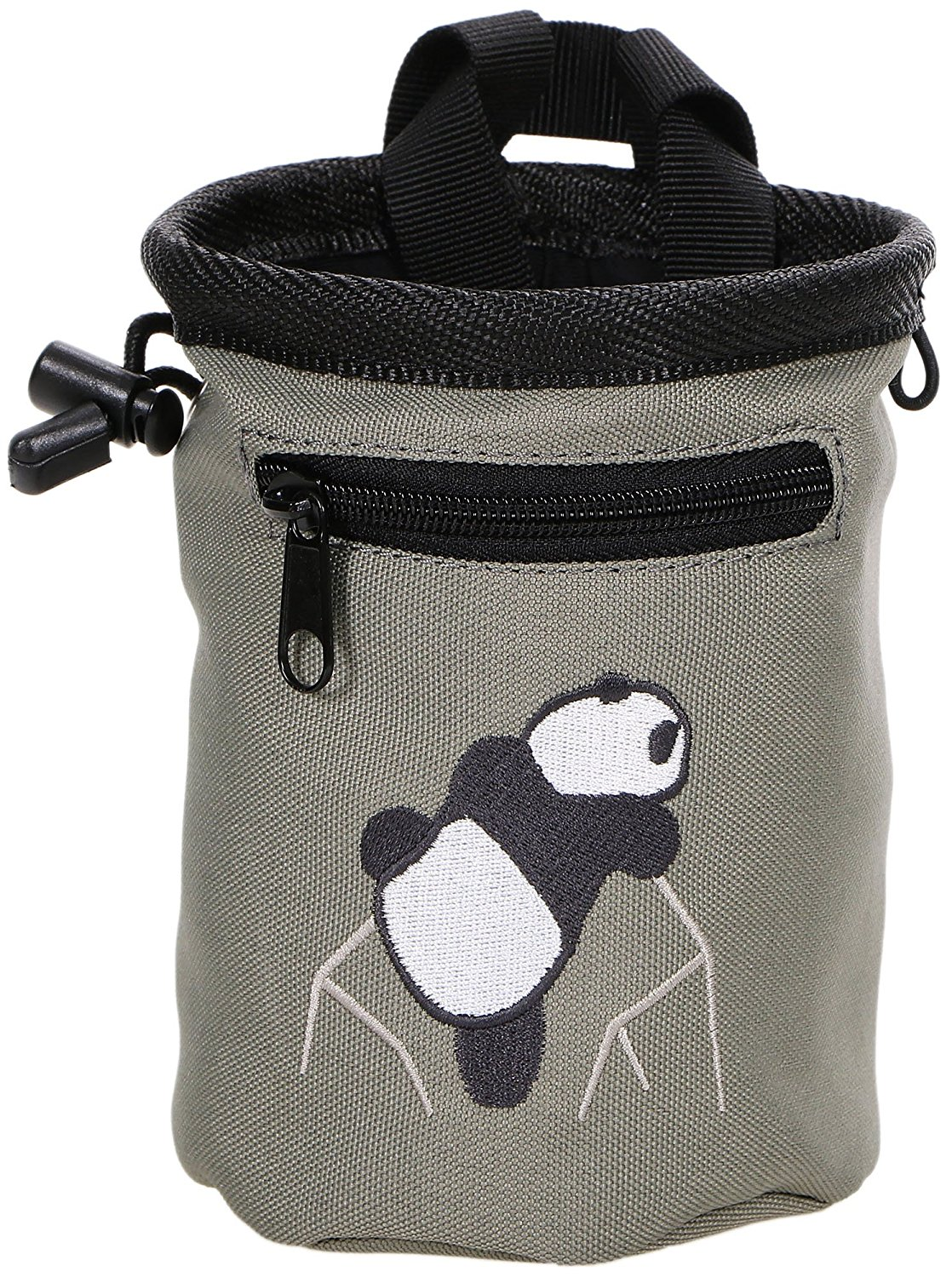 AMC Rock Climbing Panda Bear Design Chalk Bag
