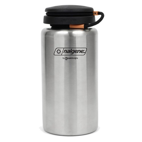 Nalgene Wide Mouth Reusable Bottle