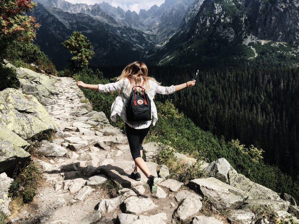 How Old Should My Baby Be To Go Hiking
