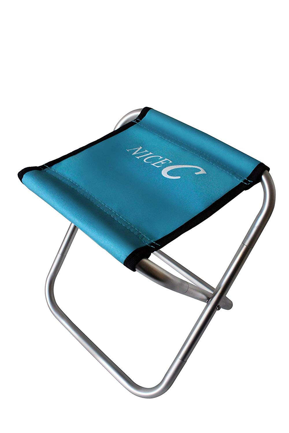 NiceC Portable Folding Stool Ultralight Camping Chair with Carry