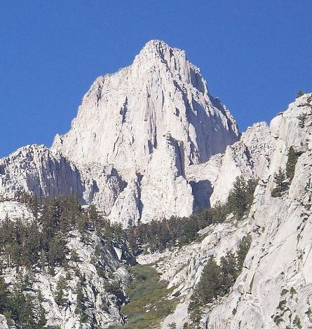 Photo of Mt. Whitney