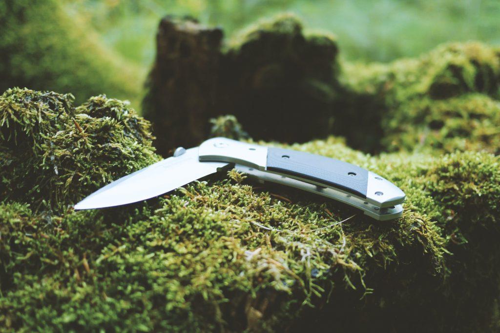 backpacker knife